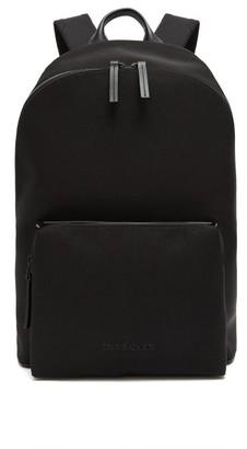 Troubadour - Adventure Slipstream Leather-trim Backpack - Mens - Black