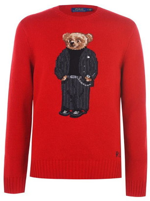 Polo Ralph Lauren Large Bear Sweater