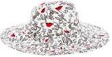 Diane von Furstenberg Printed Bucket Hat w/ Tags
