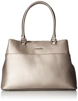 Calvin Klein Novelty Tote with Pouch