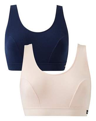 2 Pack Slimma Comfort Top