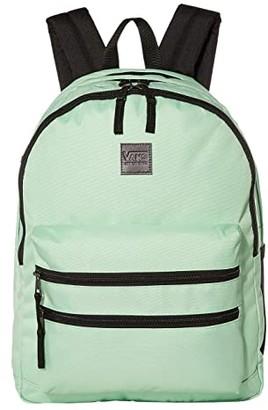 Vans Schoolin It Backpack (Green/Ash) Backpack Bags