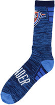 For Bare Feet Oklahoma City Thunder Jolt Socks