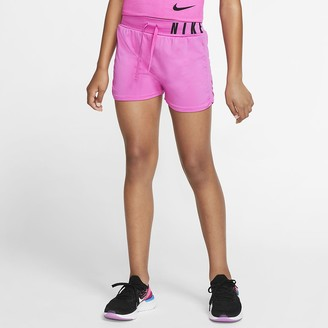 Nike Big Kids (Girls) Training Shorts