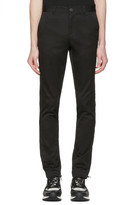 Givenchy Black Stars Chino Trousers