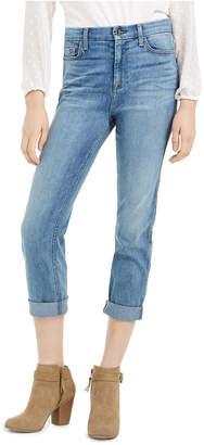 7 For All Mankind Jen7 by Slim-Fit Boyfriend Jeans