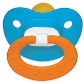 NUK Juicy Puller Latex Pacifier in Assorted Colors, 6-18 Months by