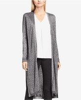 Vince Camuto Open-Front Cardigan