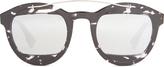 Christian Dior Mania split round-frame acetate sunglasses