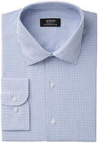 Alfani Men's Big and Tall Classic/Regular Fit Performance Stretch Easy-Care Medium Check Dress Shirt, Created for Macy's