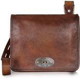 Pratesi Genuine Leather Crossbody Bag