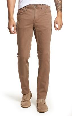 Liverpool Kingston Modern Straight Leg Twill Pants