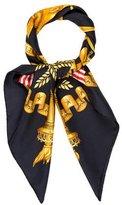 Hermes Liberty Silk Scarf