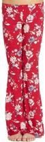 Billabong Floral Print Flare Pant (Big Girls)