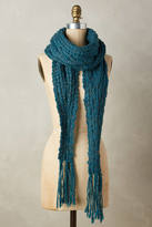 Anthropologie Renn Knit Scarf