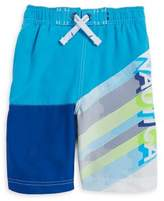 Nautica Boy's Printed Swim Trunks