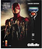 Gillette FlexBall Justice League Gift Set