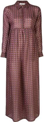 Rachel Comey geometric print shirt dress
