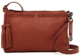 Lucky Brand Shadow Leather Crossbody