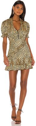 Majorelle Leslie Mini Dress