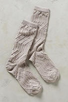 Yummie by Heather Thomson Honeycomb Crew Socks