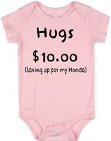 Anicelook Hugs $10.00 Saving up for my Honda infant romper onesie creeper (3-6months, )