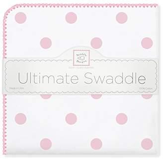 Swaddle Designs Blanket, Pink