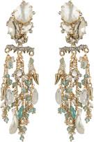 Alexis Bittar Multi Drop Chandelier Clip Earring