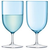 LSA International Hint Two-Piece Water/Wine Glass Set