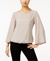 Alfani Embellished Blouson Top, Only at Macy's