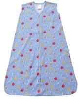 Halo SleepSack Wearable Blanket 100% Cotton - Blue Sports (Small)