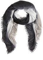 Nordstrom Dip Dye Cashmere & Silk Scarf