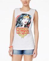 Bioworld Juniors' Wonder Woman Graphic Tank