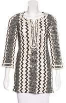 Calypso Crochet Mini Dress w/ Tags