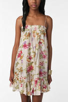 Costa Blanca Flowy Floral Dress