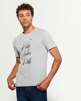Original Penguin Bike Short Sleeve Tee