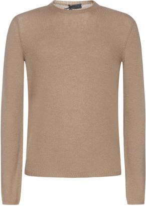 Prada Crewneck Knit Sweater