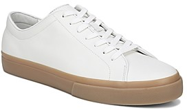 Vince Men's Farrell Low-Top Leather Sneakers