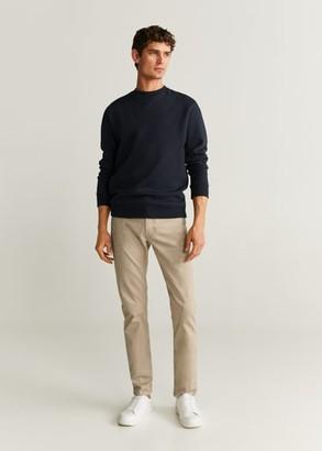 MANGO MAN - Slim fit colored Alex jeans beige - 28 - Men