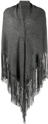 Sofie D'hoore Fringed Scarf