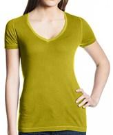 Triton Agave Denim Agave Nectar Groovy Stripe T-Shirt - Hemp-Organic Supima® Cotton, Short Sleeve (For Women)