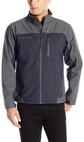 Free Country Men's Dobby Soft Shell Color Block