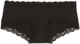 A Pea in the Pod Lace Maternity Girl Short (Single)