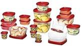 Rubbermaid Easy Find Lid Food Storage Set, 40pc