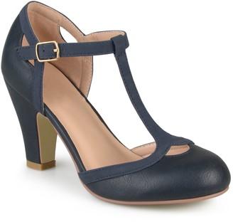 Journee Collection Olina Women's Mary Jane Heels