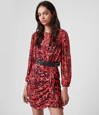 AllSaints Barre Ambient Dress