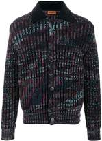 Missoni long-sleeve fitted cardigan