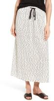Eileen Fisher Women's Striated Organic Linen Knit Skirt