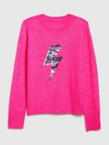 Gap Kids Flippy Sequin Sweater