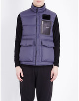 Undercover Quilted Shell Gilet